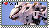 I love Zoids -stamp- by deutschschaferhund