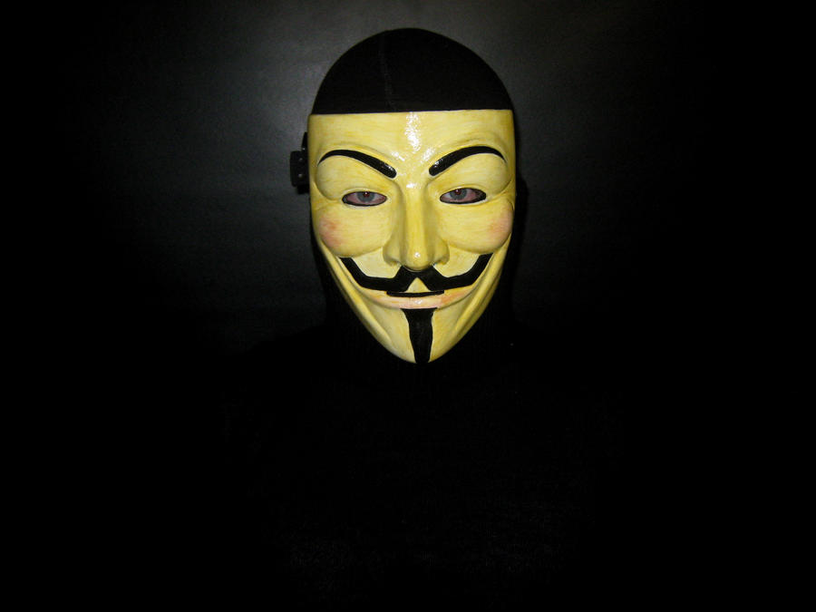 Hd wallpaper v for vendetta - Vendetta Mask By Maskyourface On Deviantart