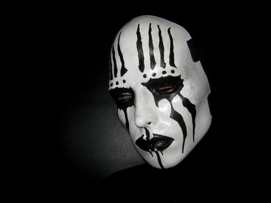 Joey Slipknot mask by MaskYourFace on DeviantArt