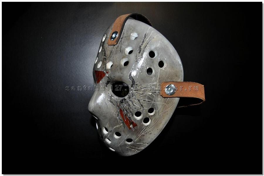 Jason Mask By MaskYourFace