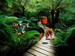 Donkey Kong Country New Jungle