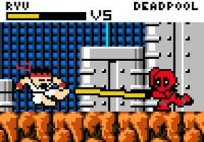 Marvel vs. Capcom 3: 8-bit