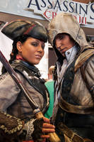 Assassin's Creed III @ FACTS 2012 by KillingRaptor
