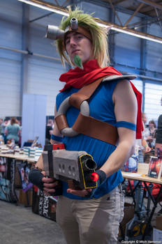 Jak at FACTS 2014