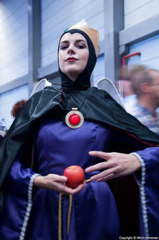 Evil Queen at FACTS 2014