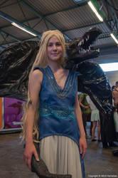 Daenerys Targaryen at FACTS 2014