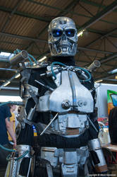 T-800 at FACTS 2014
