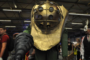 Big Daddy at FACTS 2015
