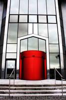 Whats through the red door?