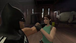Batman And Lara