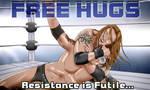 FREE HUGS - Slater and Barrett by Roselyne777