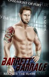 Wade Barrett - Fight Club by Roselyne777