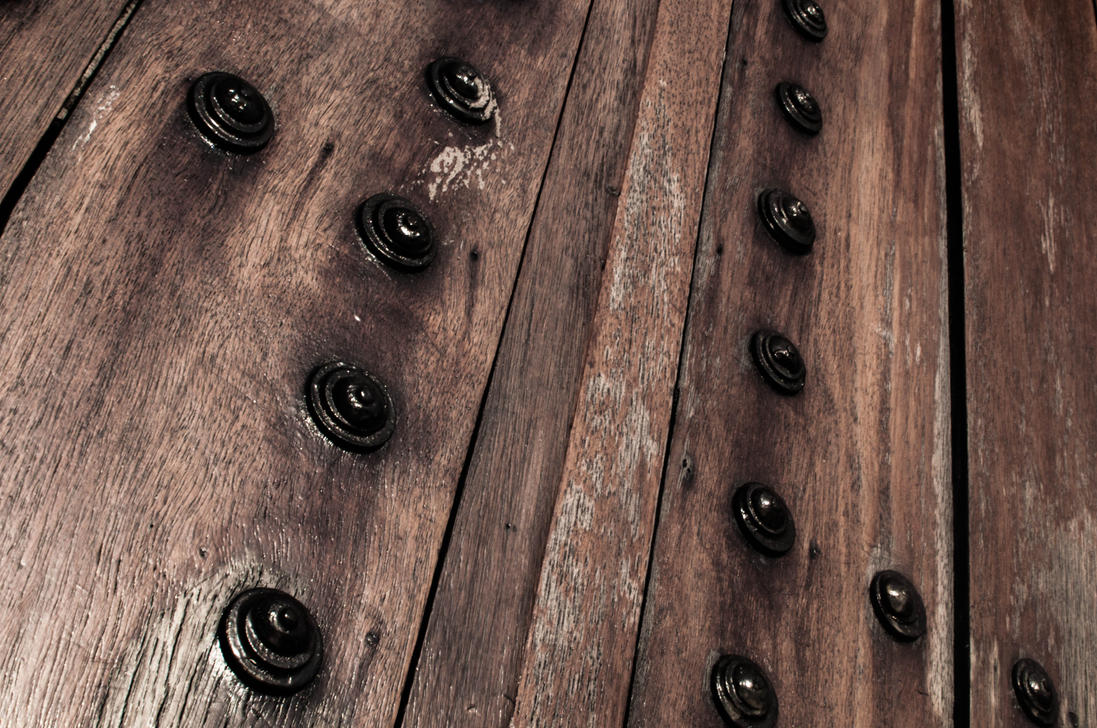 Door Bolts by JoseAvilaPhotography