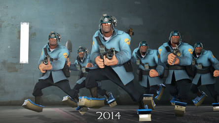 Soldiers (Ep5 poster) by GarryPootis