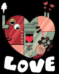 Love Machine -=RedBubble=- by NovaStar134
