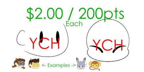 Emoji icon YCH -=OPEN=- by NovaStar134