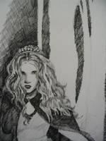 Runaway Ravenclaw by jenimal