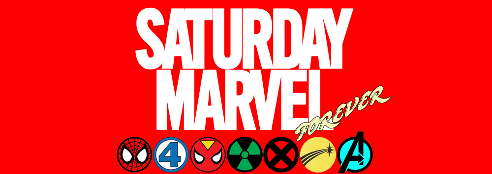 SATURDAY MORNINGS FOREVER: MARVEL by WOLVERINE25TH