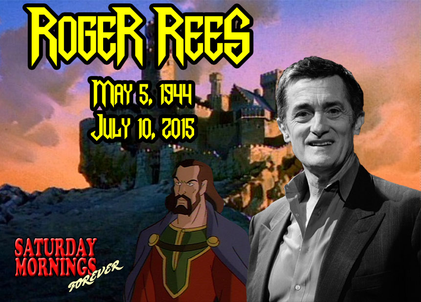 SATURDAY MORNINGS FOREVER REMEMBERS: ROGER REES by WOLVERINE25TH