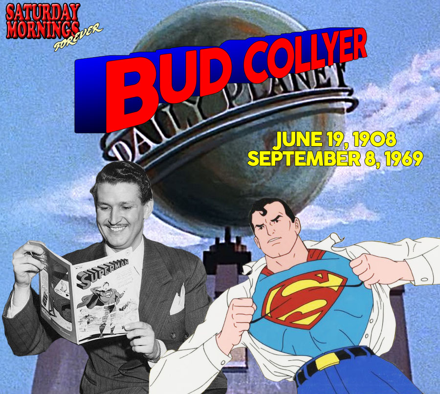 SATURDAY MORNINGS FOREVER REMEMBERS: BUD COLLYER by WOLVERINE25TH