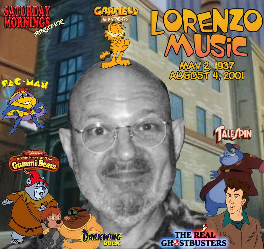 lorenzo music peter venkman