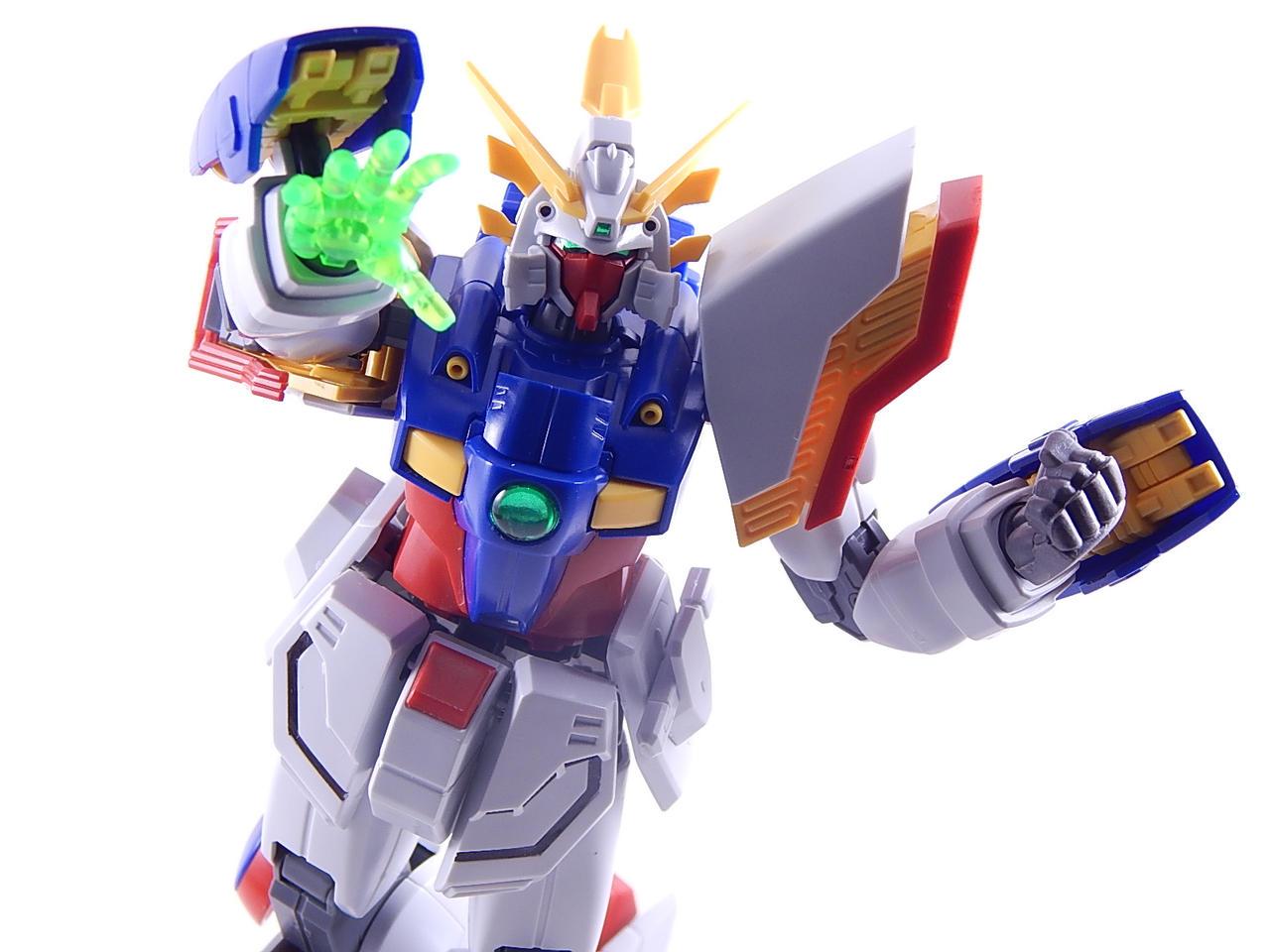 G Gundam  MG Shining  G Gundam Shining Gundam