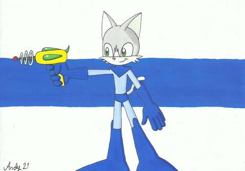 Carl the Space Cat