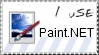 Paint.NET stamp by KiDaDaDa
