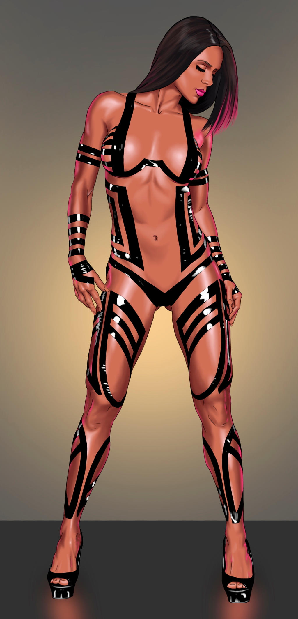 Black Tape Project >> The Black Tape Project Michelle Lewin Front 1 3 By