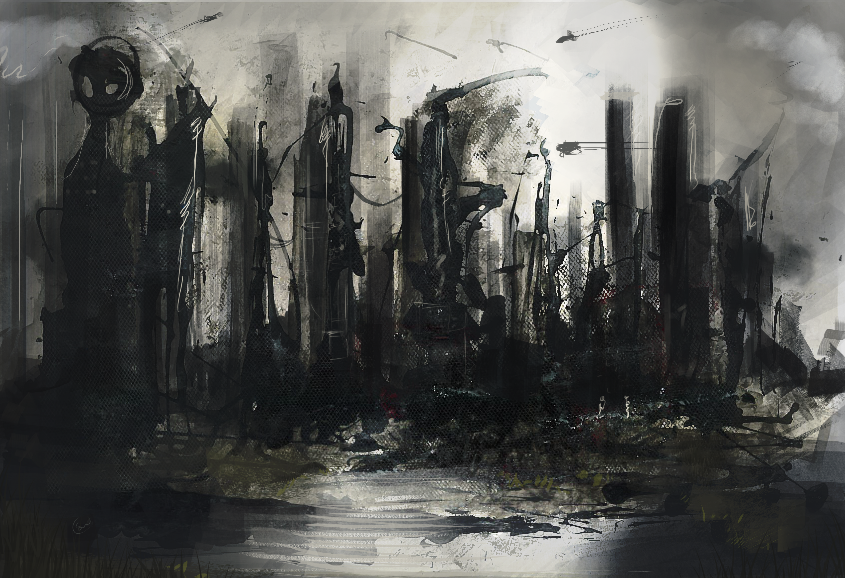 Dystopia by djari328