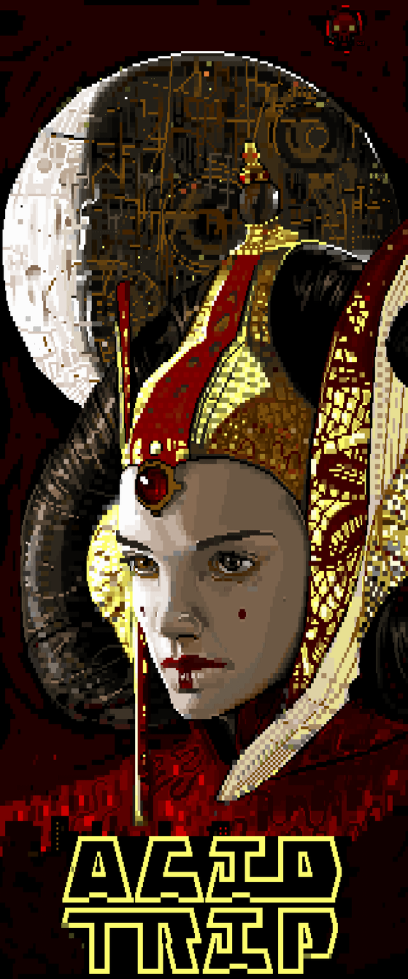 tcf - 22 - Amidala by blocktronics