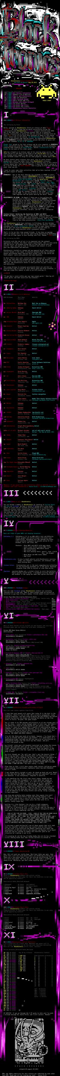 005 - B7 - Information by blocktronics