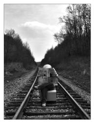 A Chair and The Tracks