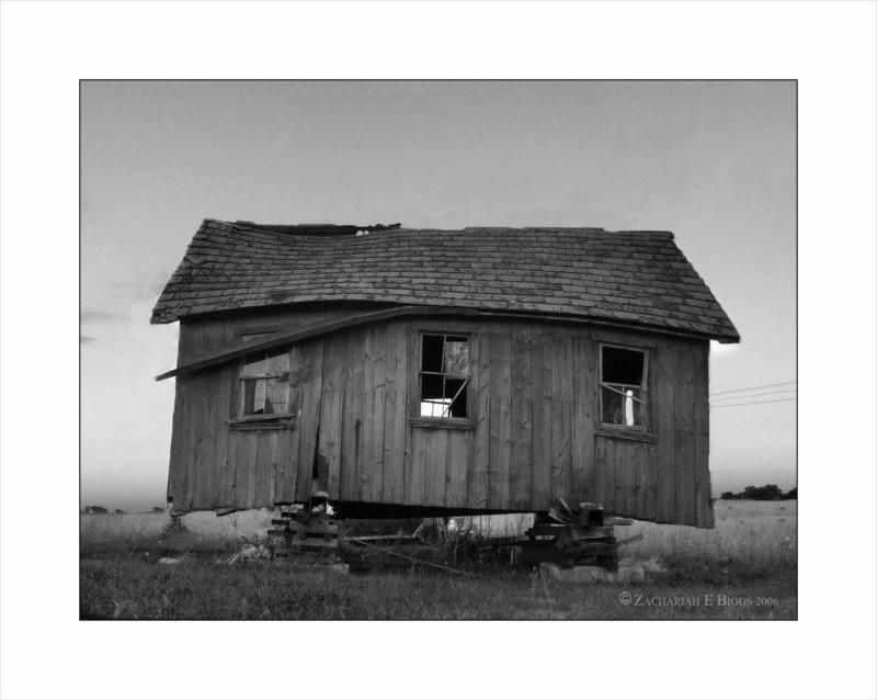 The Old Shack by BuckNut
