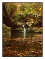 The Falls in Autumn 1 by BuckNut