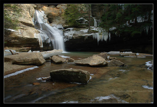 Cedar Falls Winter