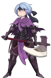 FE Collab: Beruka by Beartie