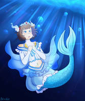 Under the Sea by Beartie