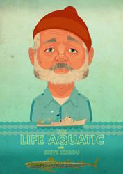 The Life Aquatic by jamesgilleard