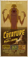 'The Creature from the Black Lagoon' by jamesgilleard