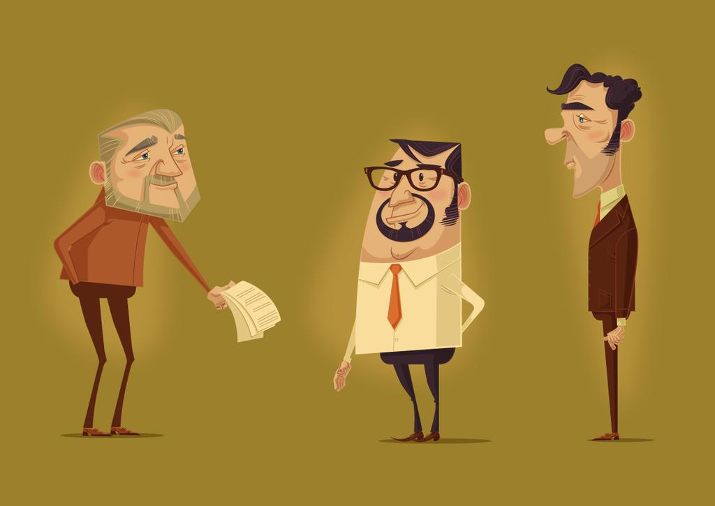 Character Design Page : Character design page by jamesgilleard on deviantart