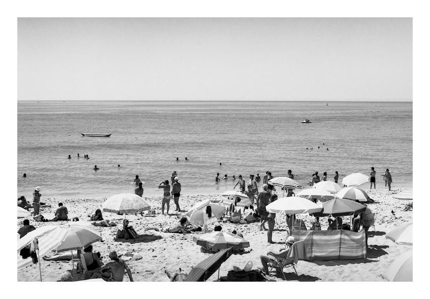 The Beach by nfilipevs