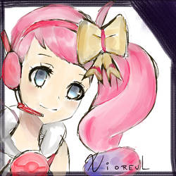 Pokemon Nancy [(Yancy)] by Xioreul