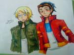 GR-Rex and Noah