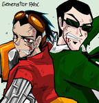 GR-Rex and Six