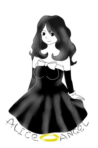 BATIM Alice Angel by RaikuFreiheid-Tod
