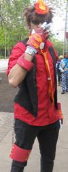 Acen 2012 Katekyo Hitman Reborn Tsuna Vongola Gear by cloudking09