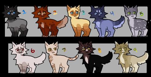 011 open ] cats, nyp/ota