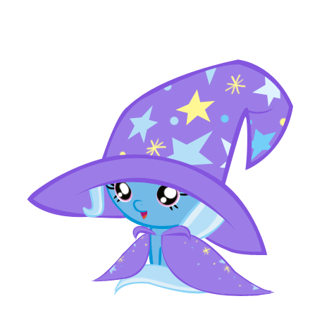 Baby Trixie by Poppun