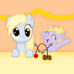 Derpy and Dinky: Little Tree